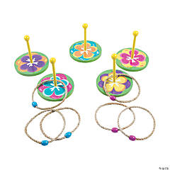 Beach Ring Toss Game