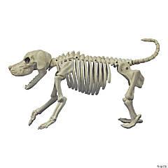 Beagle Bonez Dog Skeleton Halloween Decoration
