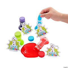 Beaker Slime Containers with Science VBS Card