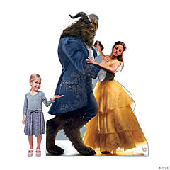 Beauty & the Beast™ Belle & the Beast Stand-Up