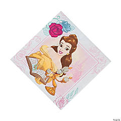 Beauty & the Beast Luncheon Napkins