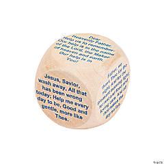 Bedtime Prayer Cube