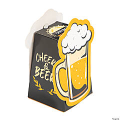 Beer Mug Favor Boxes
