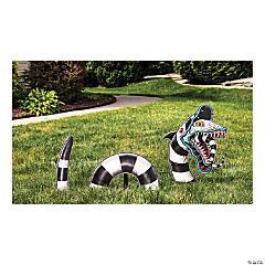Beetlejuice Sandworm Lawn Halloween Decoration