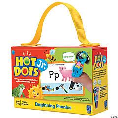 Beginning Phonics Hot Dots® Jr. Card Set, 72 per pack
