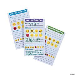 Behavior Management Emoji Passes