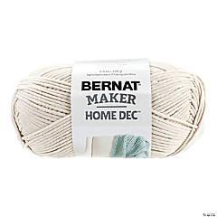 Bernat Bernat Maker Home Dec Yarn-Cream 8.8 oz