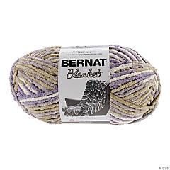 Bernat Blanket Big Ball Yarn-Lilac Bush 10.5oz