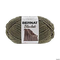 Bernat Blanket Big Ball Yarn-Olive 10.5oz