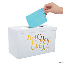 Best Day Ever Card Box