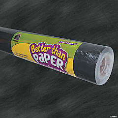 Better Than Paper<sup>®</sup> Chalkboard Bulletin Board Roll