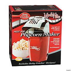 Betty Crocker® Hot Air Popcorn Maker