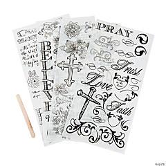 Bible Journaling Rub-Ons