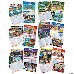 Bible Stories Teacher Companion Set
