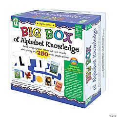 Big Box of Alphabet Knowledge Puzzle