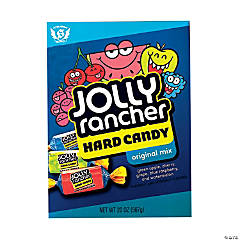 Big (Perfect Size) Jolly Rancher® Hard Candy Box