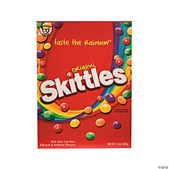 Big (Perfect Size) Skittles® Fruit Candy Box