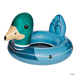 BigMouth® Giant Inflatable Duck River Tube Float