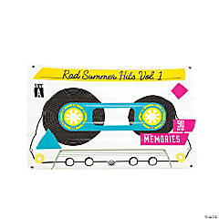 BigMouth Tape Cassette Pool Float