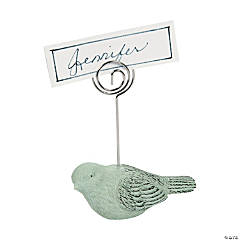 Bird Place Card Holders