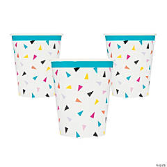 Birthday Confetti Cups