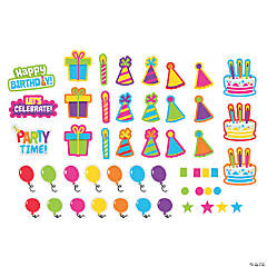 Birthday Cutout Kit