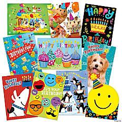 Birthday Fun 10 Card Assortment Pack