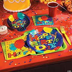 Birthday Fun Basic Party Pack