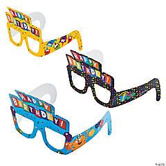 Birthday Glasses
