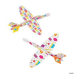 Birthday Gliders