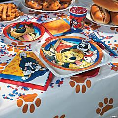 Birthday Puppy Party Supplies