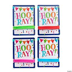 Birthday Reward Cards with Bracelet