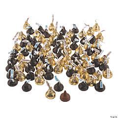 Black & Gold Hershey's® Kisses® Assortment