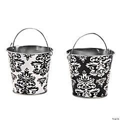 Black & White Pails