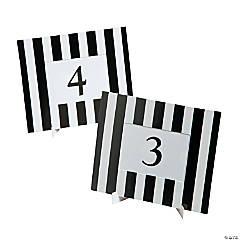 Black & White Table Frames