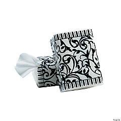 Black & White Wedding Facial Tissue Pocket Packs