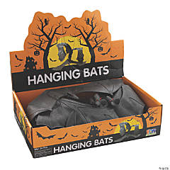 Black Bats with String