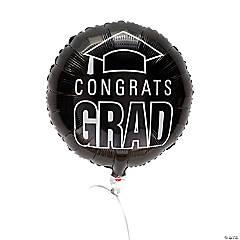 Black Congrats Grad 18