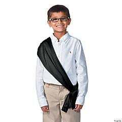 Black Costume Belt/Sash