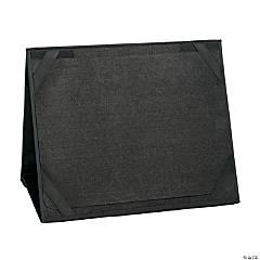 Black Felt Flannel Board