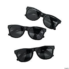 Black Nomad Sunglasses - 12 Pc.