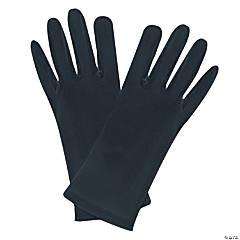 Black Theatrical Gloves