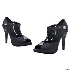 Black Vintage Jazzy Shoes