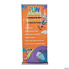 "Blade Lite 36"" Retractable Banner Stand"