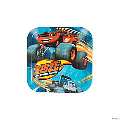Blaze and the Monster Machines™ Paper Dessert Plates