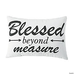 Blessed Beyond Measure Pillow