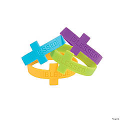 Blessed Silicone Bracelets