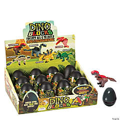 Blind Box Block Dinosaurs