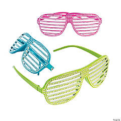 Bling Shutter Glasses PDQ