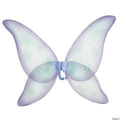 Blue & Green Fairy Wings